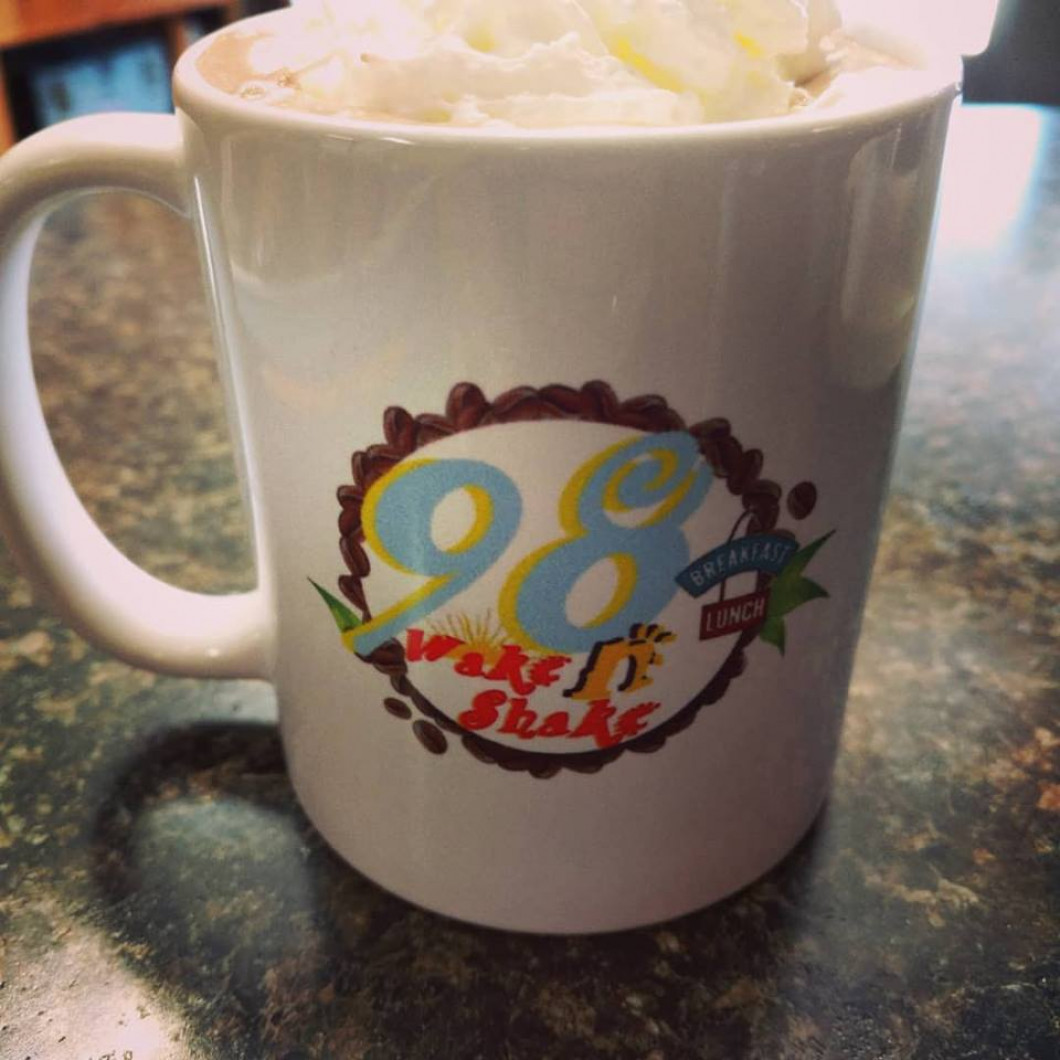 Support small Maine businesses when you purchase a cup of coffee